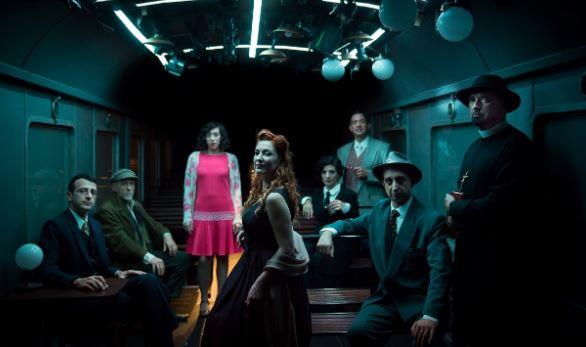 Stamboul train - Eπικοινωνία club
